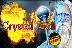 Crystal Ball Red Hot Firepot Slot