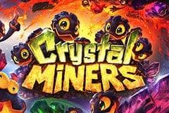 Crystal Miners Slot Machine