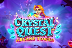 Crystal Quest: Arcane Tower Online Slot
