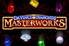 Da Vinci Diamonds Masterworks Slot Game