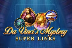 Da Vinci's Mystery Super Lines Online Slot