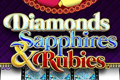 Diamonds, Sapphires & Rubies Slot Game