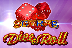 Dice & Roll Scarab Slot Machine