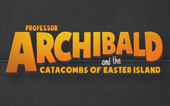 Professor Archibald and the Catacombs of Easter Island Slot