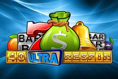 40 Ultra Respin Slot