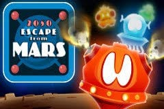 2050 Escape from Mars Slot Game