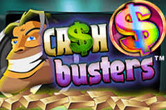 Cash Busters Slot Machine
