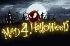 Mad 4 Halloween Slot Game