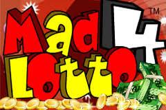 Mad 4 Lotto Slot Machine