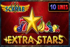Extra Stars Scarab Slot Machine