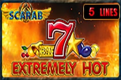 Extremely Hot Scarab Slot Game