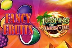 Fancy Fruits: Respins of Amun Re Slot Game