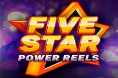 Five Star Power Reels Slot Game