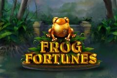 Frog Fortunes Slot Machine