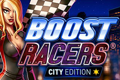 Boost Racers City Edition Slot