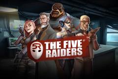 The Five Raiders Slot