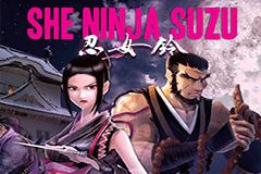 She Ninja Suzu Slot