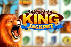 Savanna King Jackpot Slot