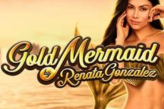 Gold Mermaid by Renata Gonzalez Slot Machine
