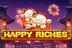 Happy Riches Slots Game