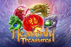 Heavenly Treasures Slot Game