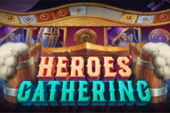 Heroes' Gathering Slot Machine