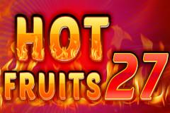 Hot Fruits 27 Online Slot