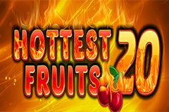 Hottest Fruits 20 Slot Game