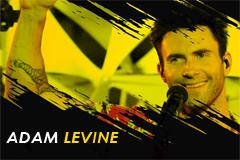 Adam Levine Slot