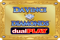 Da Vinci Diamonds Dual Play Slots
