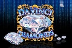Da Vinci Diamonds Slot Machine