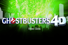 Ghostbusters 4D Slot