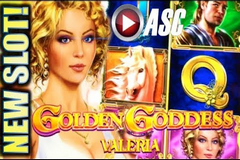 Golden Goddess Valeria Slot