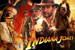 Casino with IGT Indiana Jones Slots