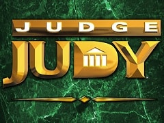 Which Casinos have the slot machine Judge Judy?