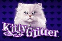 La machine à sous Kitty Glitter d'IGT