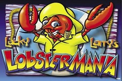 Lucky Larry's Lobstermania Slots