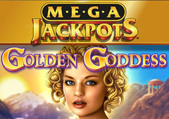 MegaJackpots Golden Goddess Slot