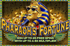Machine à sous Pharaoh's Fortune