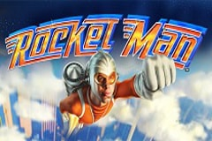 Which Casinos have the slot machine Rocket Man?