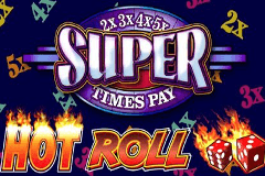 Super Times Pay Hot Roll spilleautomat
