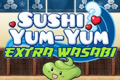 Sushi Yum-Yum Extra Wasabi