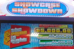 The Price is Right Showcase Showdown Slot