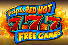 Slot Triple Red Hot 777
