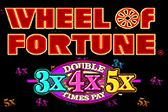 Wheel of Fortune 3x4x5x