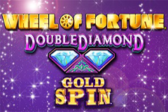 Wheel of Fortune Gold Spin Double Diamond Slot