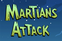 Martians Attack Slot