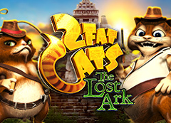 2 Fat Cats: The Lost Ark