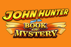 John Hunter and the Book of Mystery Online Slot