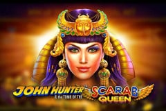 John Hunter & the Tomb of the Scarab Queen Slot